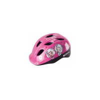 casc infantil rosa